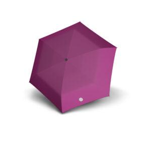 Laste vihmavari Doppler Kids Reflex helkurprindiga, fuksia