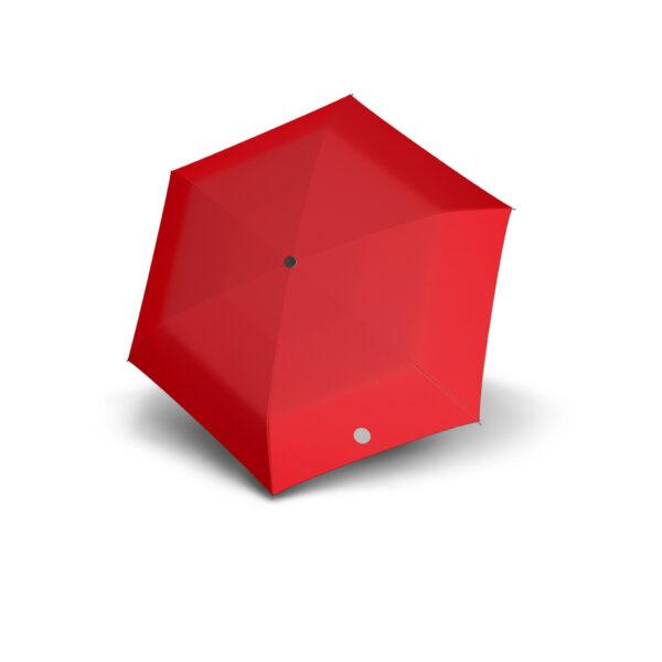 Laste vihmavari Doppler Kids Reflex helkurprindiga, punane