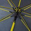 Vihmavari Doppler Fiber Party, kollased kodarad