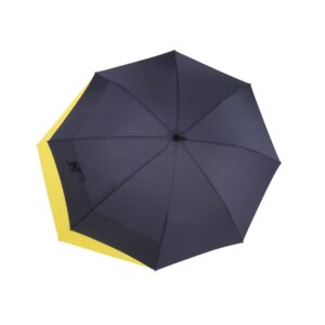 Vihmavari Doppler Fiber Move sinine ja kollane