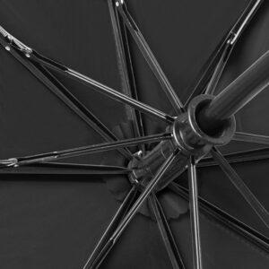 Vihmavari Doppler Fiber Magic must automaatne