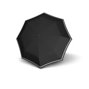 Vihmavari Knirps T200 Duomatic Reflective Rain helkurprindiga