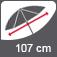 Laius avatuna 107 cm