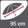Laius avatuna 95 cm