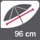 Laius avatuna 96 cm