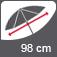 Laius avatuna 98 cm