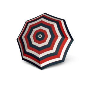 Vihmavari Knirps T010 Stripe Red Väga väike