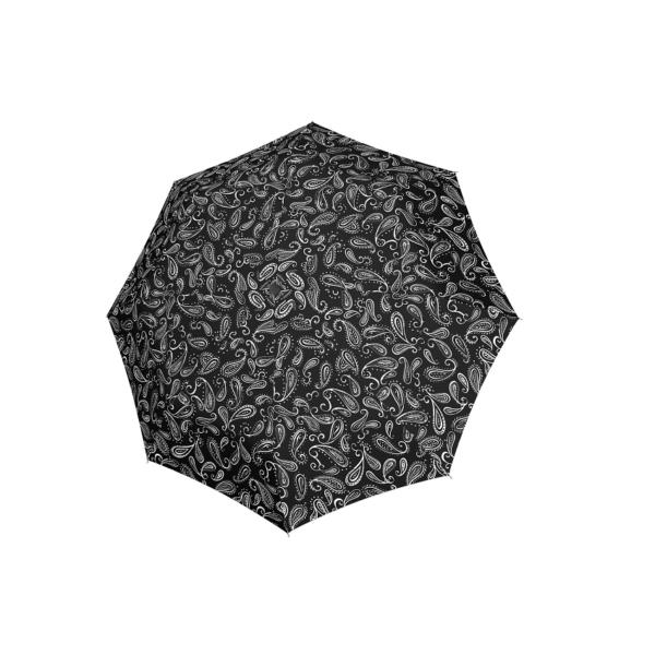 Vihmavari Doppler Fiber Magic Black & White Paisley
